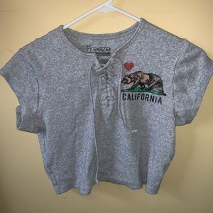 Tops - California Crop top